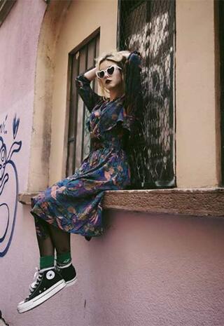 Bez ayakkabılarınızı stilize dahil etmenin 5 yolu