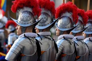 Dünyanın en küçük ordusu