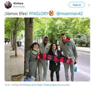 İspanyollar, F.Bahçe Beko-Anadolu Efes maçını böyle gördü
