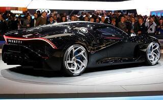 Dünyanın en pahalı arabasını Cristiano Ronaldo satın aldı
