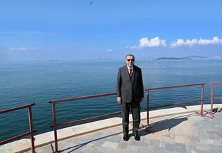 Cumhurbaşkanı Erdoğan Yassıadada: Kimse bu ülkede darbe yapamaz
