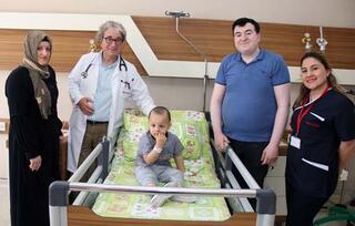 Grip sanılan çocuğun akciğerinden çıkan şok etti