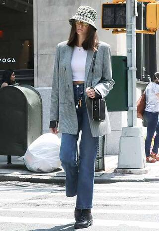 2019 sokak modası trendi: Crop Top