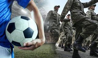 Yıldız futbolcular için askerlik vakti