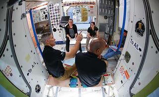 Uzay İstasyonuna gidiş dönüş biletinin fiyatı dudak uçuklattı
