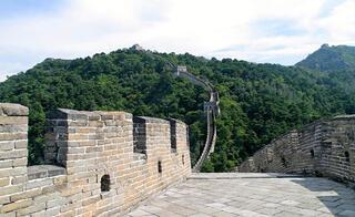 Çin Seddine ziyaretçi sayısı sınırlandırılıyor