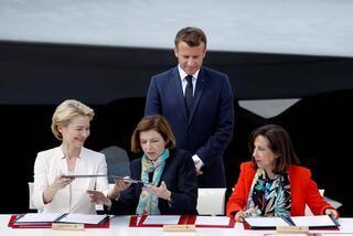 100 milyar euroluk tarihi anlaşma imzalandı