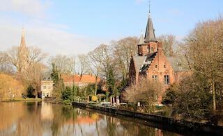 Brugge disneylandleşmeye karşı