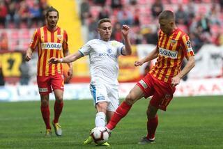 Trabzondan sürpriz hamle Forvete...