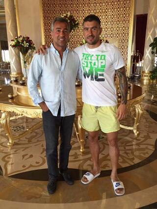 F.Bahçe transferi bitirdi İstanbula geliyor...