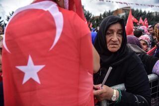 Cumhurbaşkanı Erdoğan: Zalimlerin karşısında olacağız
