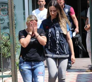 Biri kadın 4 kişi yakalandı