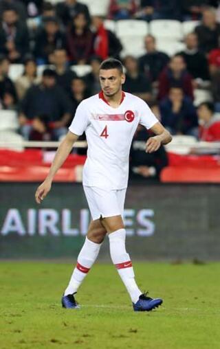 Flaş iddia Merih Demiral adım adım Juventusta...