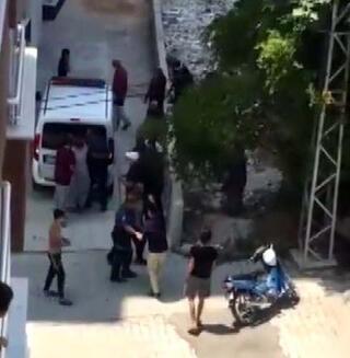 Tecavüz iddiası mahalleyi ayağa kaldırdı