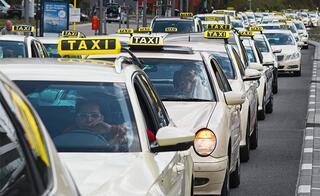 En pahalı taksi İsviçrede