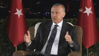 Cumhurbaşkanı Erdoğan'dan İmralı'dan HDP'ye yapılan çağrı hakkında açıklama ''Tarafsızlığınızı ortaya koyun diyor''