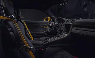 Porsche 718 Spyder ve 718 Cayman GT4 tanıtıldı İşte özellikleri