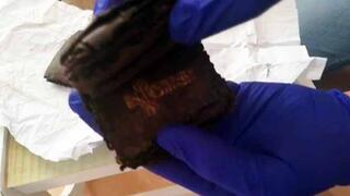 Bursada 2 bin yıllık İncil ele geçirildi: Gözaltılar var
