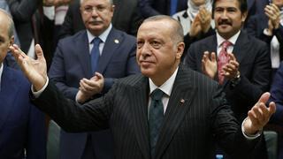 Cumhurbaşkanı Erdoğan: Fransa sen konuşamazsın