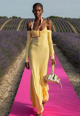 Provenceta ilham veren defile: La Coup de Soleil