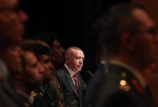 Cumhurbaşkanı Erdoğan: Birkaç ay içerisinde üretir hale geleceğiz