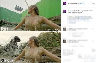Filmlerde efektler olmazsa
