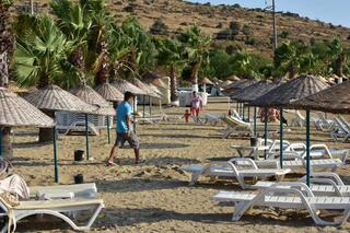 İstanbullular plajlara akın etti