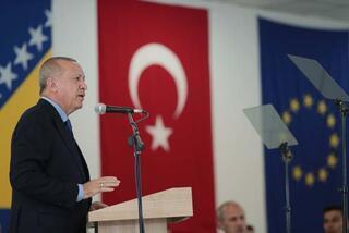 Cumhurbaşkanı Erdoğan: Türkiyenin gelişmeleri uzaktan seyretme lüksü yoktur