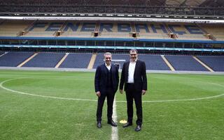 Fenerbahçeye çifte santrfor