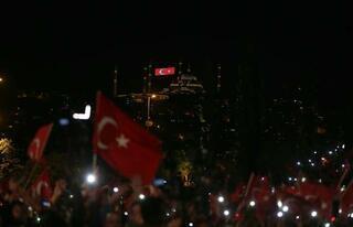 Cumhurbaşkanı Erdoğan Hafıza 15 Temmuz Müzesi açılışında konuştu