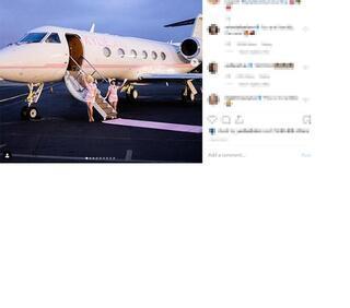 Kylie Jennerın olay tatili 500 bin dolar...