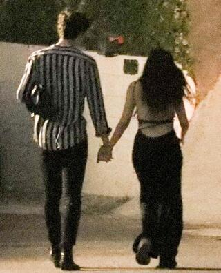 Camila Cabello-Shawn Mendes dudak dudağa