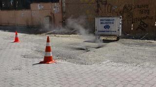Sultangazide büyük panik Halk sokağa döküldü