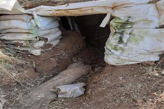 Bakanlık yayınladı PKKnın sığınak ve barınakları imha edildi