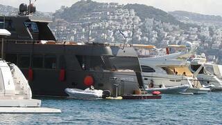 Arda Turanın teknesi beş yıldızlı otel gibi