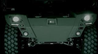 Türkiyenin elektrikli zırhlısı ilk kez araziye çıktı