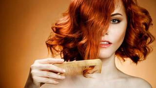 Kızıl saç bakımı nasıl olmalı