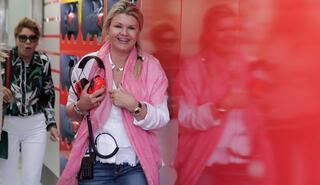 Schumacher'in eşinden Kelebek mesajı...