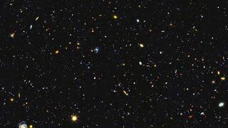 Bu galaksiler on milyar yaşında