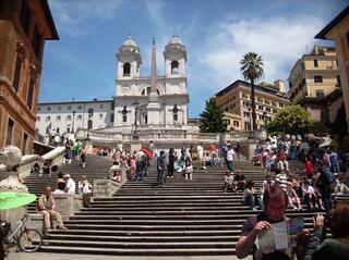 İspanyol Merdivenleri turistlere artık yasak