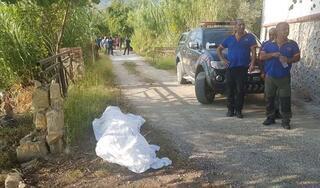 Kayıp gencin cesedine 1 gün sonra ulaşıldı