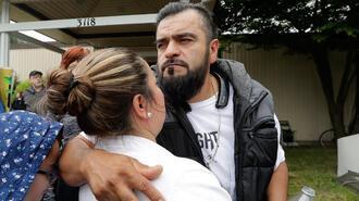 ABD'de kiliseye sığınan Meksikalı göçmen gözaltına alındı