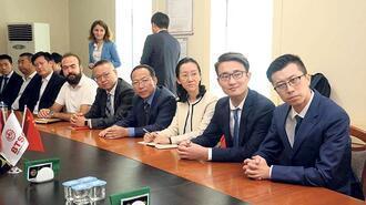 Çinli yatırımcılar Bursa'da