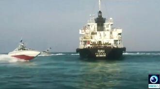 İran'ın alıkoyduğu tanker, 'kaybolan tankerle' aynı adı taşıyor