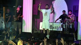 Marmaris'te İdo Tatlıses konseri