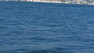Silivri'de bot alabora oldu!