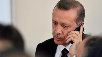 Cumhurbaşkanı Erdoğan'dan Emre'nin ailesine başsağlığı telefonu