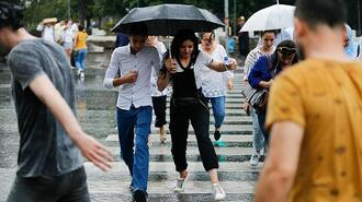 Meteoroloji yeni haftanın raporunu yayımladı! Çarşamba günü...