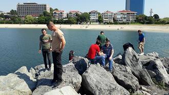 Yeşilköy'de denizde kaybolan gencin cesedine ulaşıldı