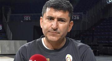 Ertuğrul Erdoğan: Hedefimiz Euroleague'e geri dönmek